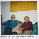 Gerardo Aparicio y Juanjo Gomez Molina