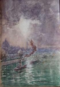 André Boudreaux - Paris um 1910 dans Art andre-210x300