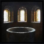 Mysterium-olio su tela 130x130