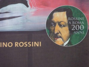 Rossini in Rom