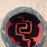 toltekisches Labyrinthe