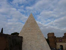 Cestius Pyramide
