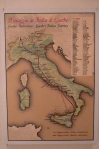 Italienreise Goethe