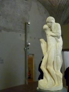 La Pietà Rondanini - Michelangelo