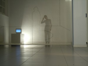 Virtual Gallery N° 6 - Performance Vernissage il 4 aprile