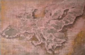 Etoso, mixed media on canvas, 65x100cm, 2013 copia 6
