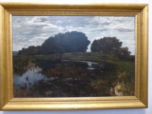 Karl Hagemeister, märkische Landschaft (1880)